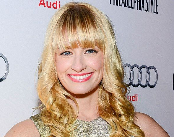 Beth Behrs real name