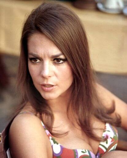 Natalie Wood real name is Natalia Nikolaevna Zacharenko