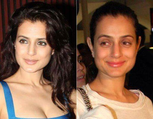 foto 10 Pictures Of Dia Mirza Without Makeup