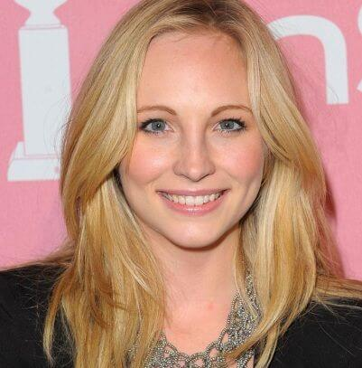 who is caroline forbes dating in real life Candice king actress the vampire diaries caroline forbes (2009-2017 dating rules from my future self chloe cunningham.