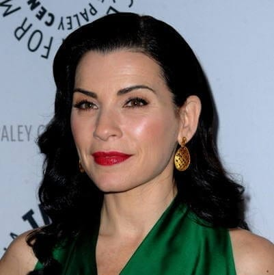 Alicia Florrick real name is Julianna Margulies