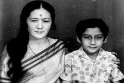 Jackie Shroff Childhood Photo