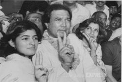 Rajesh Khanna Family Photo