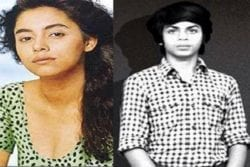 Gauri Khan Childhood Photo