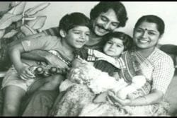 Vivek Oberoi Childhood Photo