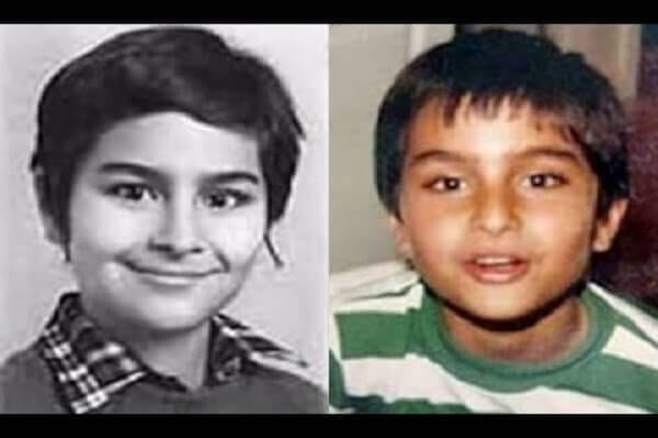 Childhood Pictures Of Saif Ali Khan | www.imgkid.com - The ...