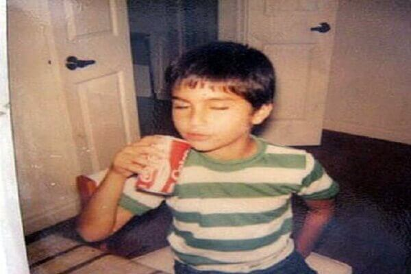 Childhood Pictures Of Saif Ali Khan
