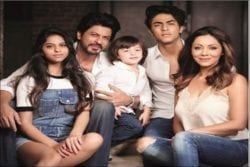 Gauri Khan Family Photo