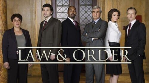 Law and Order TV Series