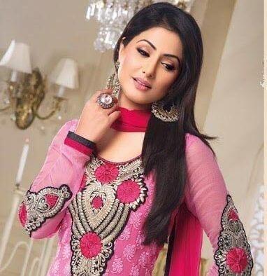 Akshara Singhania aka Hina Khan