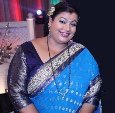 Ambika Ranjankar aka Mrs Komal Hathi