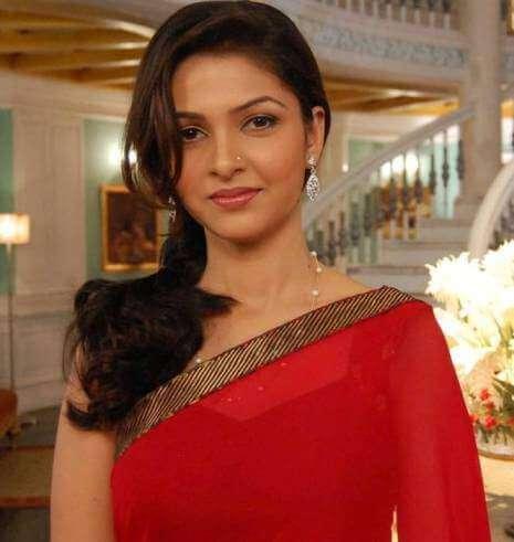 Kirti Nagpure aka Nandini Raghuvanshi