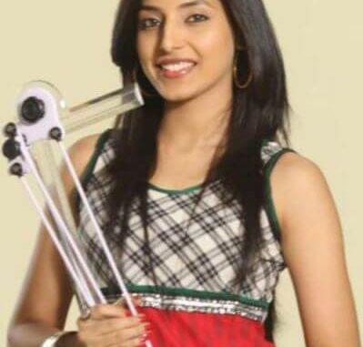 Harshita Gaur aka Sanyukta Aggarwal