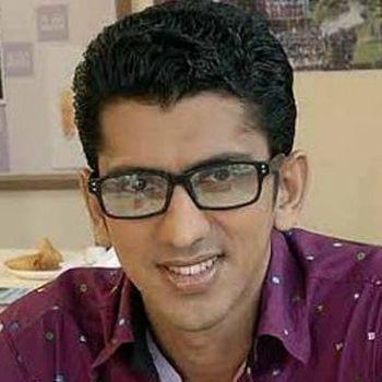 Jignesh aka Chirag Desai