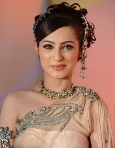 Lavina Tandon aka Ruqaiya Sultan Begum