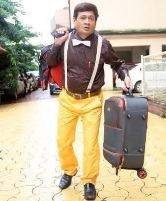 Naurangee aka Kishore Bhanushali