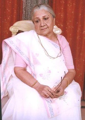 Sudha Shivpuri as Amba Govardhan Virani