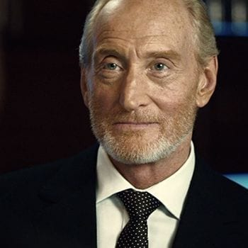 Tywin Lannister aka Charles Dance