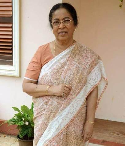 Aaji aka Sulbha Deshpande