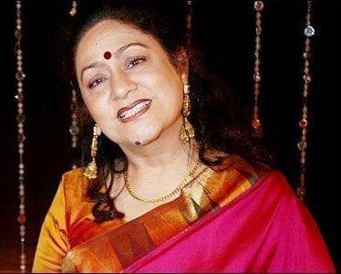 Anusuya Vaishnav Ansu Baa aka Aruna Irani