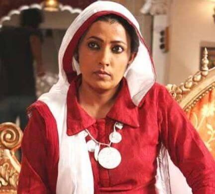 Barkha Bhardwaj aka Meghna Malik