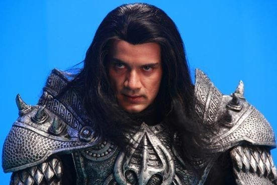 Chandan Anand as General Zargam of Arzaan