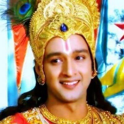 Lord Vishnu aka Saurabh Raj Jain