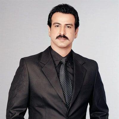 Mayank Nanda aka Ronit Roy