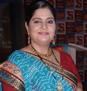 Meenakshi Mathur aka Vandana Pathak