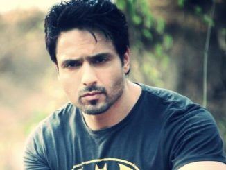 Mohammed Iqbal Khan as Anshuman Rathore
