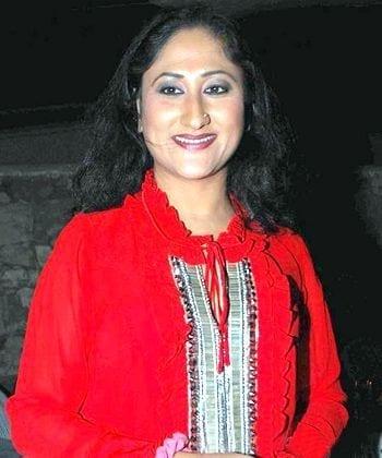 Nirmala Devi Bharadwaj aka Jayati Bhatia