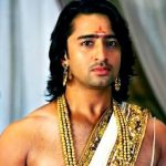 Mahabharat TV Serial All Characters Real Names With Photographs : Arjuna real name is Shaheer Sheikh