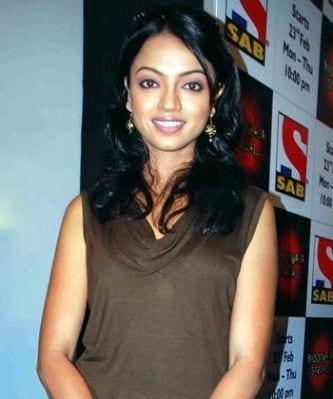 Smita Kumar aka Sheetal Maulik