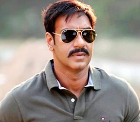 Ajay Devgan aka Vishal Devgan