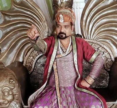 Ataga Khan aka Lokendra Rajawat