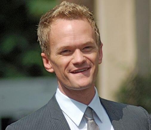 Barney Stinson aka Neil Patrick Harris
