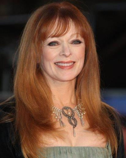 Frances Fisher aka Ruth DeWitt Bukater