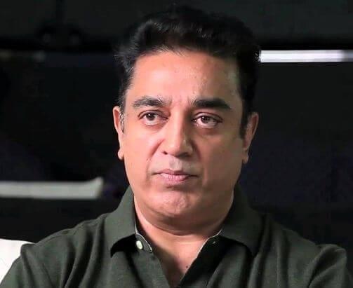 Kamal Haasan real name is Alwarpettai Aandavar