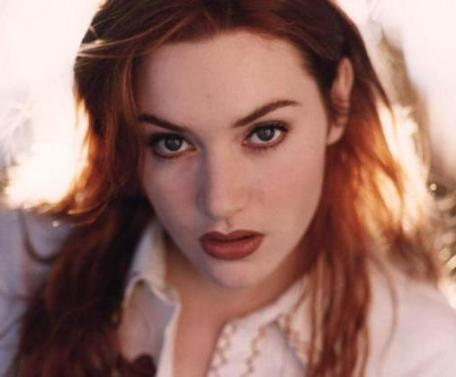Kate Winslet as Rose DeWitt Bukater
