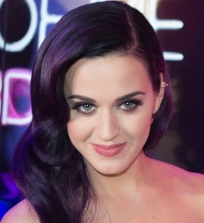Katy Perry aka Katy Hudson