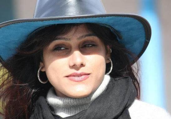Lisa D'Cruz aka Ritu Chauhan