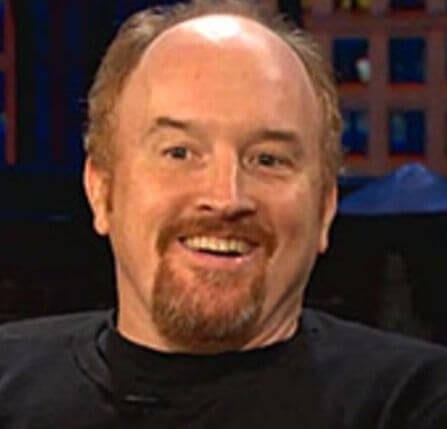 Louis CK real name is Louis Szekely