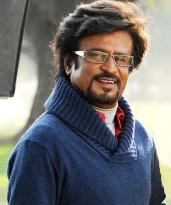 Rajnikanth is highest paid actor.