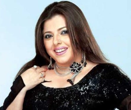 Rani Saheba real name is Delnaaz Irani