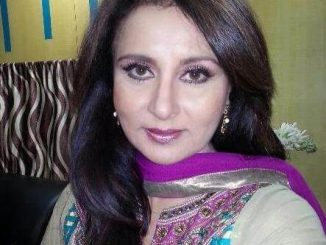Sharda Suresh Modi aka Poonam Dhillon