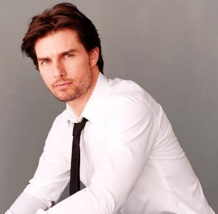 Tom Cruise aka Thomas Cruise Mapother IV