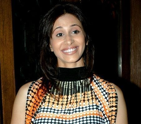 Urvashi real name is Kishwer Merchant