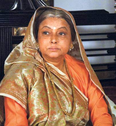 Ahilya Devi aka Rita Bhaduri