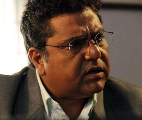 Anand Upadhyay aka Zakir Hussain