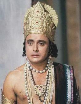 Bharat aka Sanjay Jog